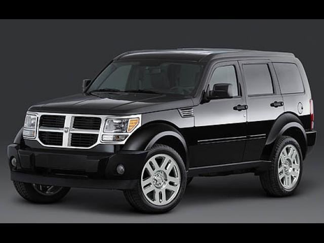 Junk 2007 Dodge Nitro in Kingwood