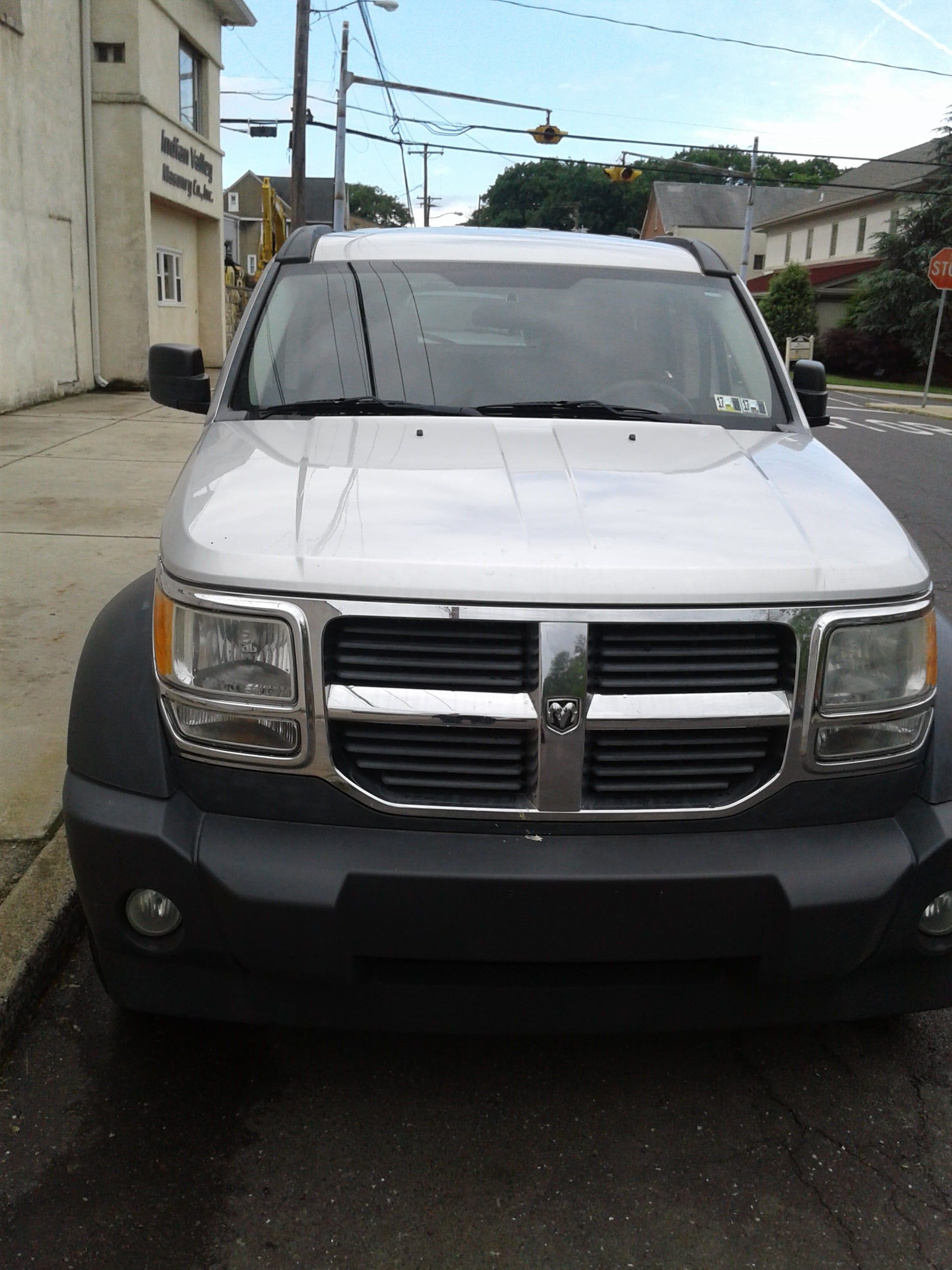 Junk 2007 Dodge Nitro in Souderton