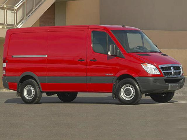 Junk 2007 Dodge Sprinter in Hatboro