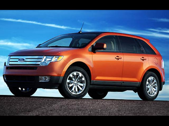 Junk 2007 Ford Edge in Harrah