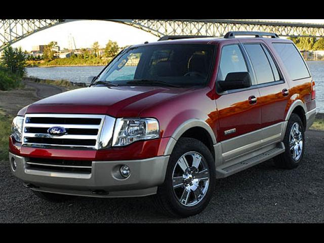 Junk 2007 Ford Expedition in Saginaw