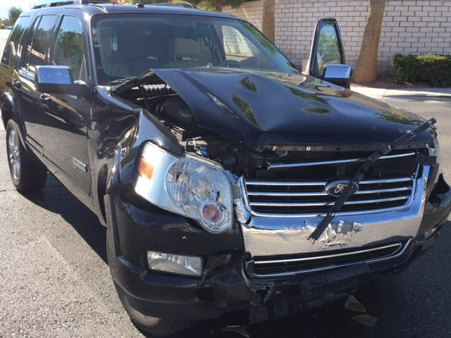Junk 2007 Ford Explorer in Henderson