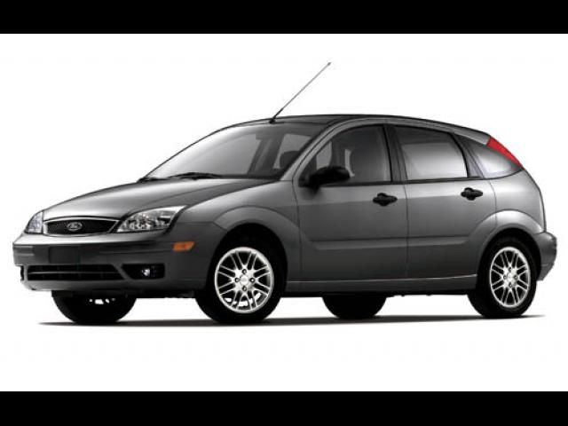 Junk 2007 Ford Focus in Stockton