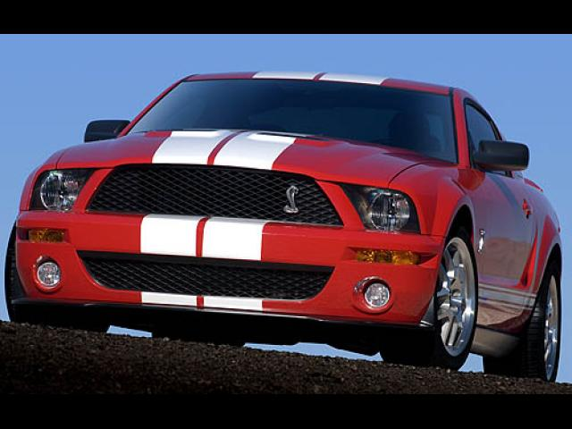 Junk 2007 Ford Mustang in Richardson