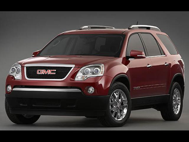 Junk 2007 GMC Acadia in Charlotte