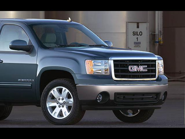 Junk 2007 GMC New Sierra in Springville