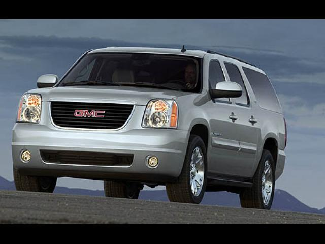Junk 2007 GMC Yukon XL in Roswell