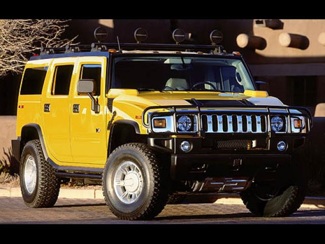 Junk 2007 Hummer H2 in Laurel