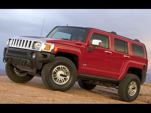 Junk 2007 Hummer H3 in Townville