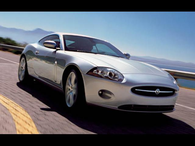 Junk 2007 Jaguar XK in North Las Vegas