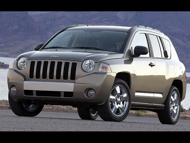 Junk 2007 Jeep Compass in Chicago