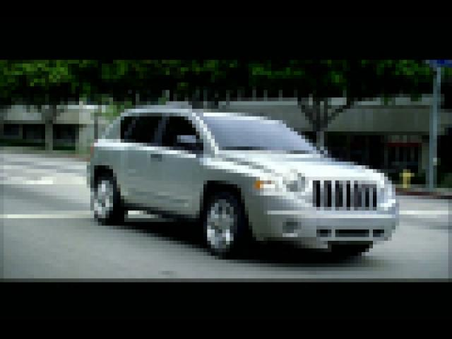 Junk 2007 Jeep Compass in Oklahoma City