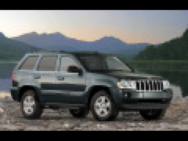 Junk 2007 Jeep Grand Cherokee in Celina