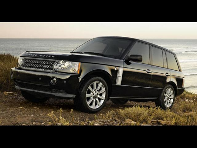Junk 2007 Land Rover Range Rover in Plano