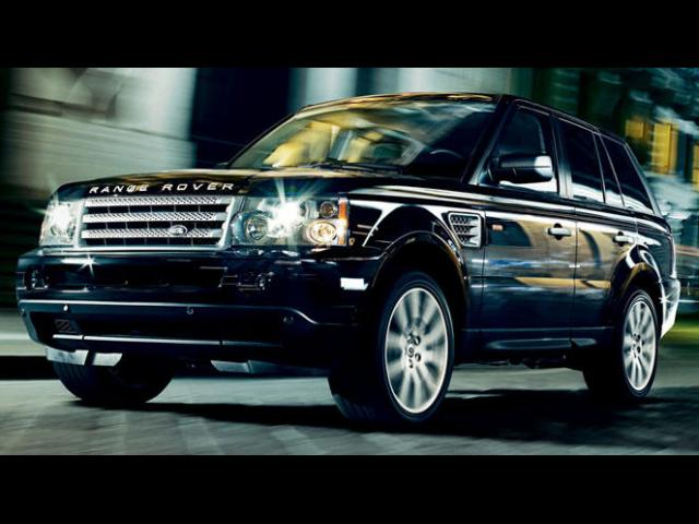 Junk 2007 Land Rover Range Rover Sport in Lake Bluff