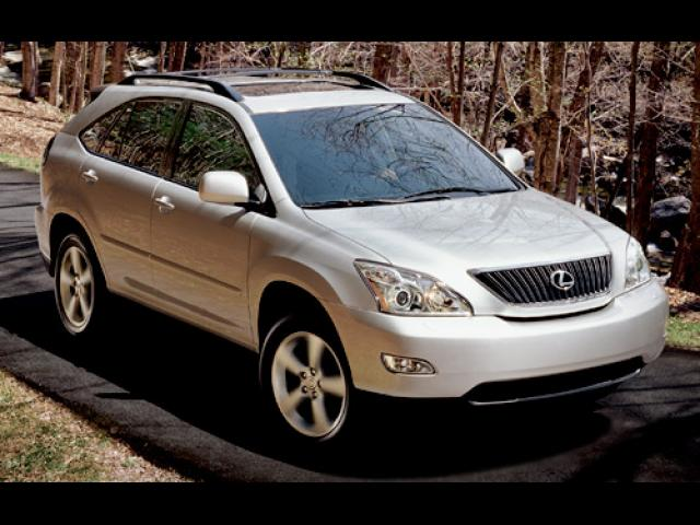 Junk 2007 Lexus RX in Atlanta