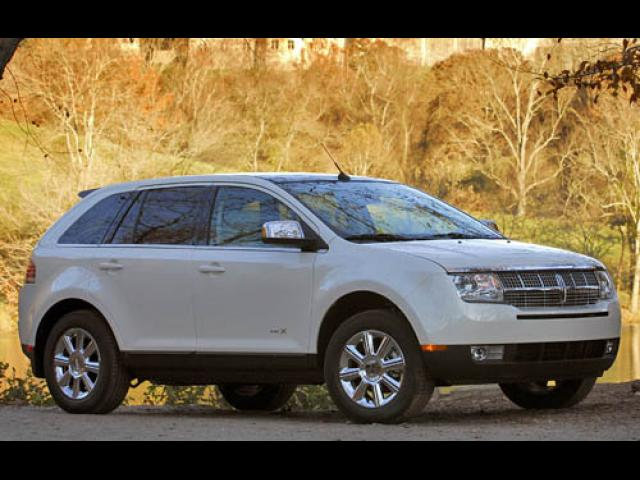 Junk 2007 Lincoln MKX in New Windsor