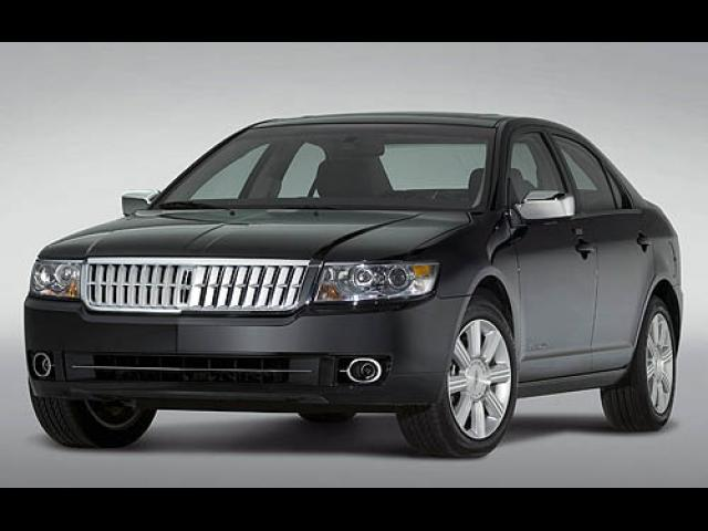 Junk 2007 Lincoln MKZ in Holyoke