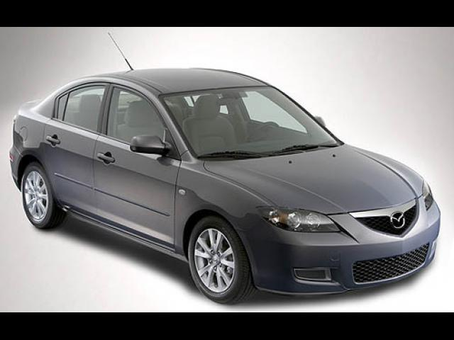 Junk 2007 Mazda 3 in Stockton
