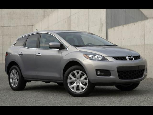 Junk 2007 Mazda CX-7 in Naples
