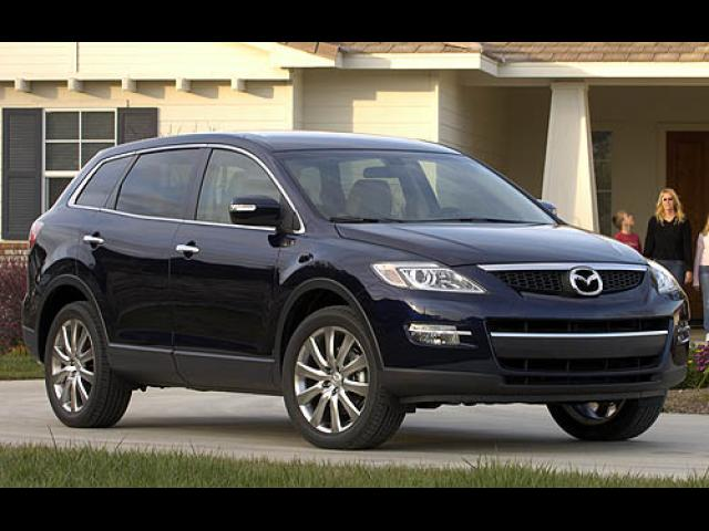 Junk 2007 Mazda CX-9 in Warwick