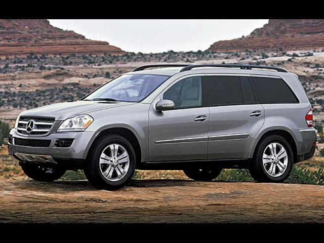 Junk 2007 Mercedes-Benz GL in Quincy