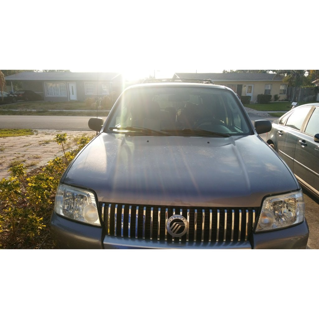 Junk 2007 Mercury Mariner in Pompano Beach