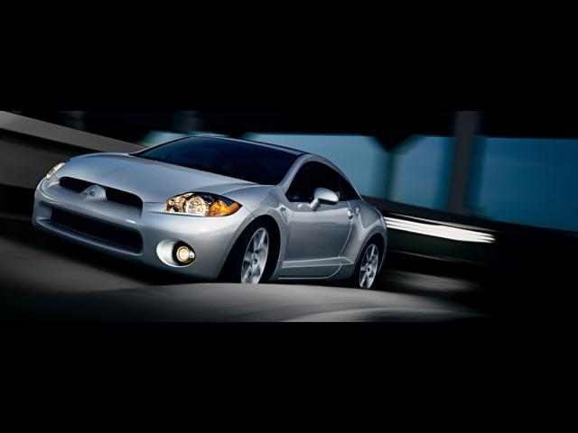 Junk 2007 Mitsubishi Eclipse in Grapevine