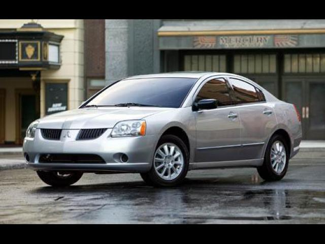 Junk 2007 Mitsubishi Galant in West Valley City