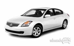 Junk 2007 Nissan Altima in Decatur