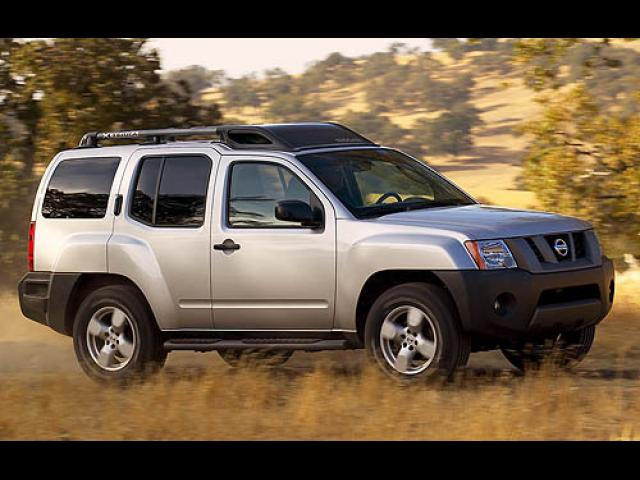 Junk 2007 Nissan Xterra in Mountain Home