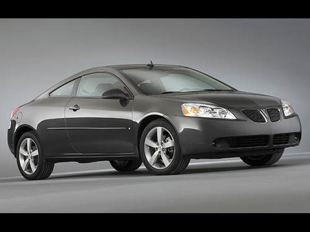 Junk 2007 Pontiac G6 in Baytown