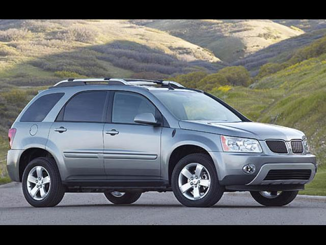 Junk 2007 Pontiac Torrent in Carlsbad