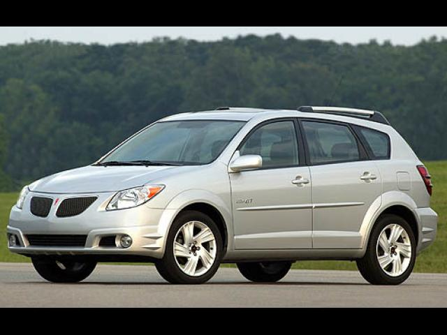 Junk 2007 Pontiac Vibe in Chester