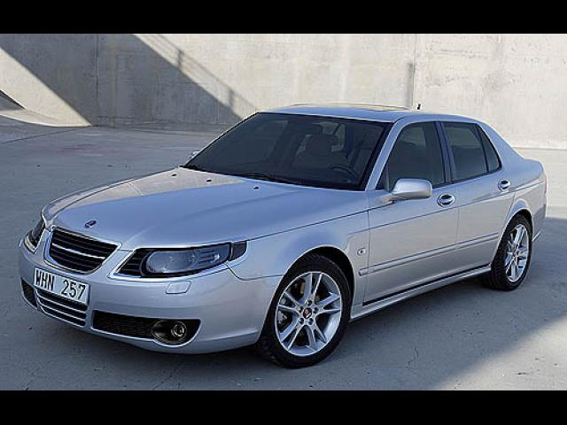 Junk 2007 Saab 9-5 in Ladera Ranch
