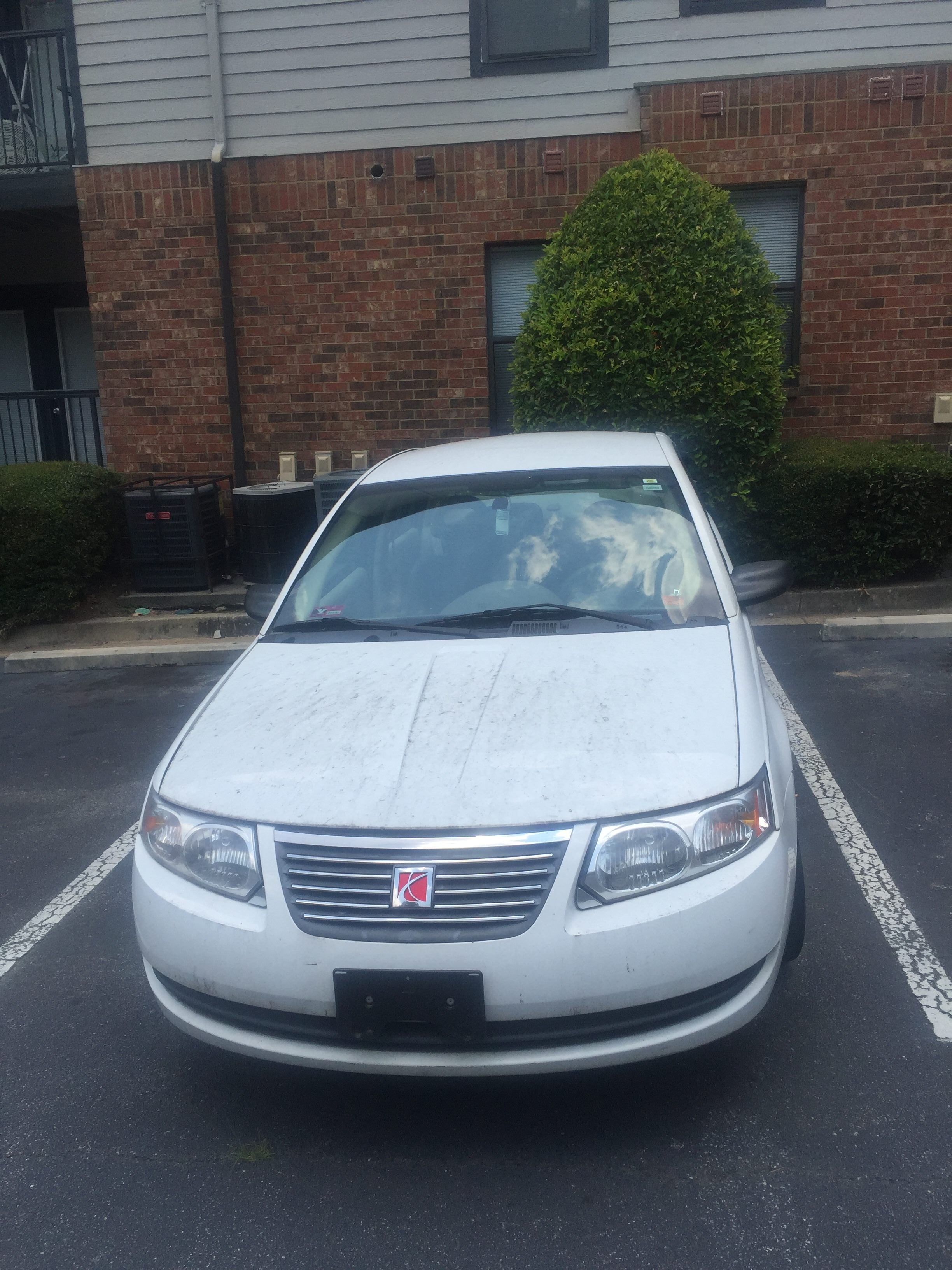 Junk 2007 Saturn Ion in Atlanta