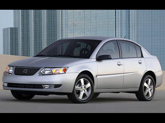 Junk 2007 Saturn Ion in Fort Worth