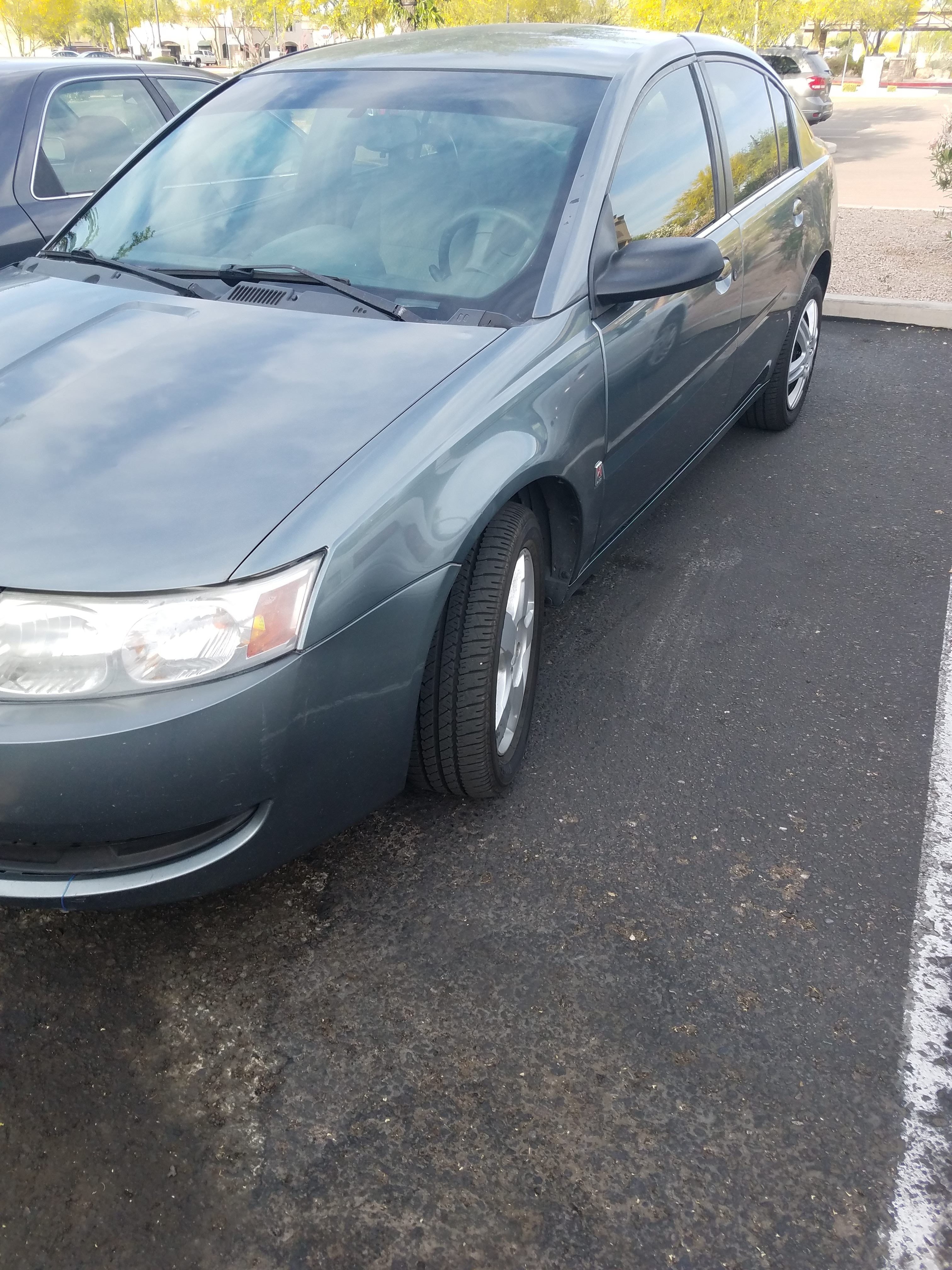 Junk 2007 Saturn Ion in Goodyear