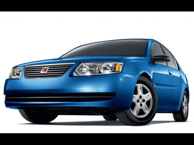 Junk 2007 Saturn Ion in Moreno Valley