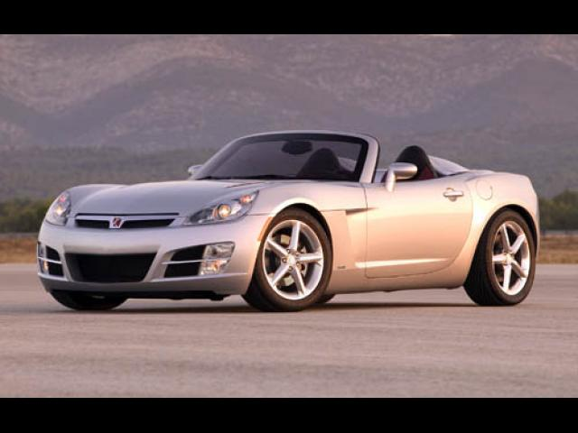 Junk 2007 Saturn Sky in Knoxville