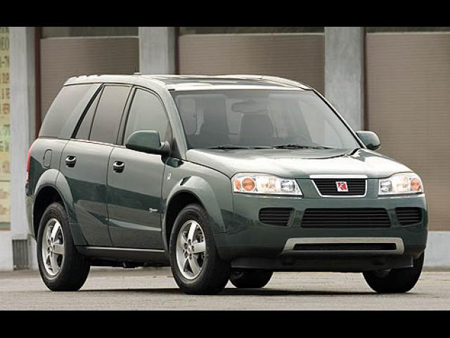 Junk 2007 Saturn Vue in Waianae