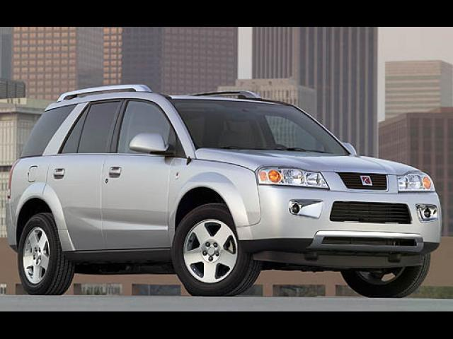 Junk 2007 Saturn Vue in Washington