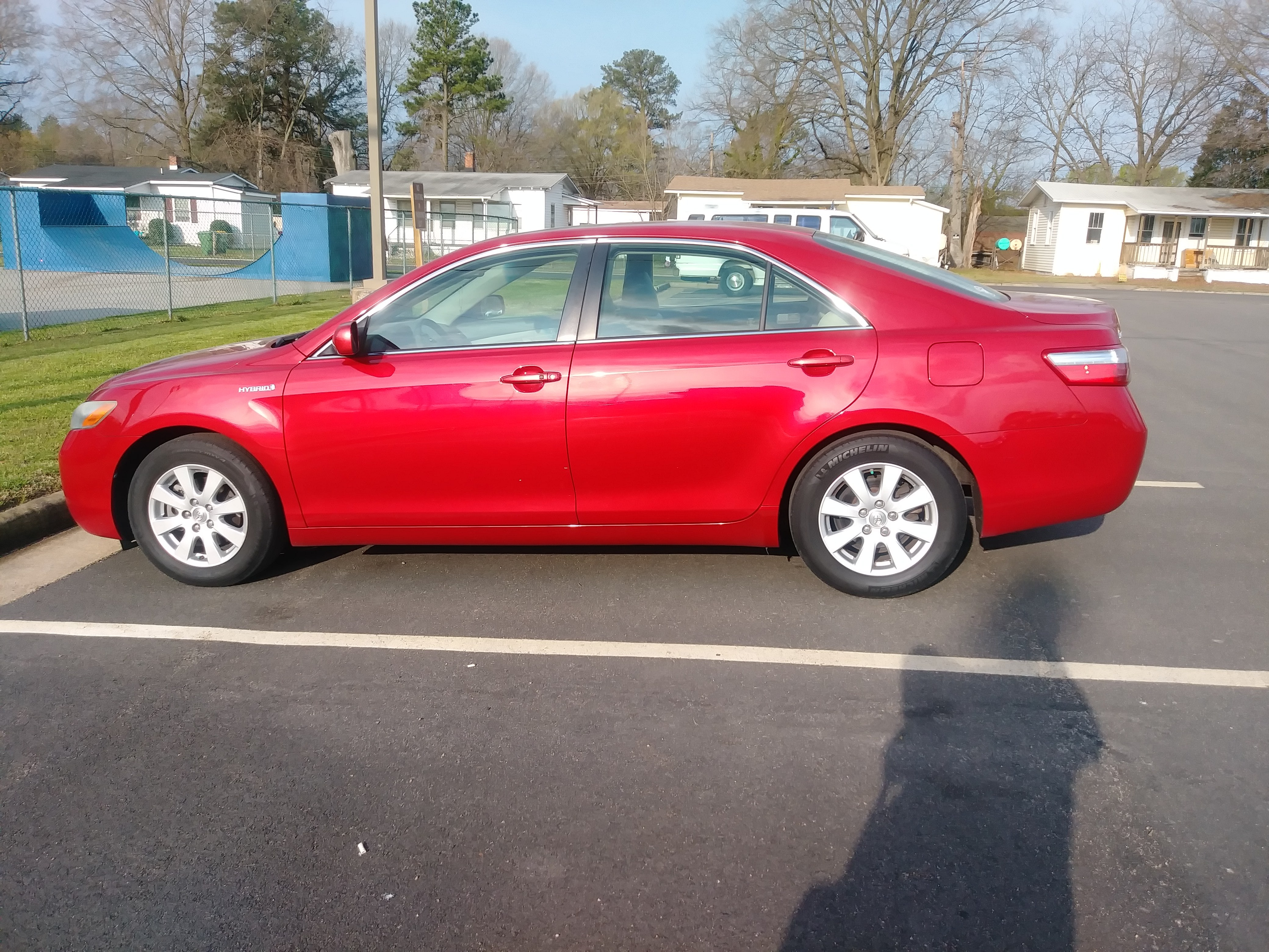 Junk 2007 Toyota Camry New Generation in Hopewell