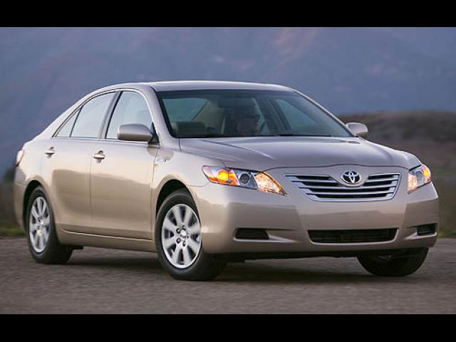 Junk 2007 Toyota Camry New Generation in Moreno Valley