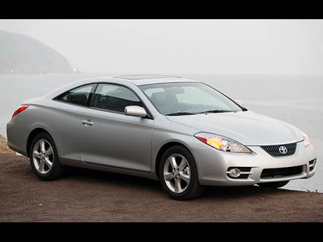 Junk 2007 Toyota Camry Solara in Charlotte