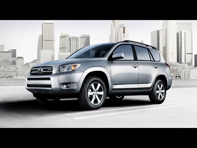 Junk 2007 Toyota Rav4 in Commack