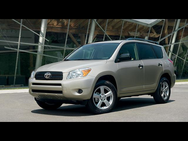 Junk 2007 Toyota Rav4 in North Fort Myers
