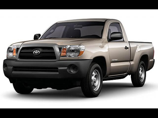 Junk 2007 Toyota Tacoma in Charlotte