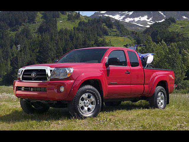 Junk 2007 Toyota Tacoma in Cypress