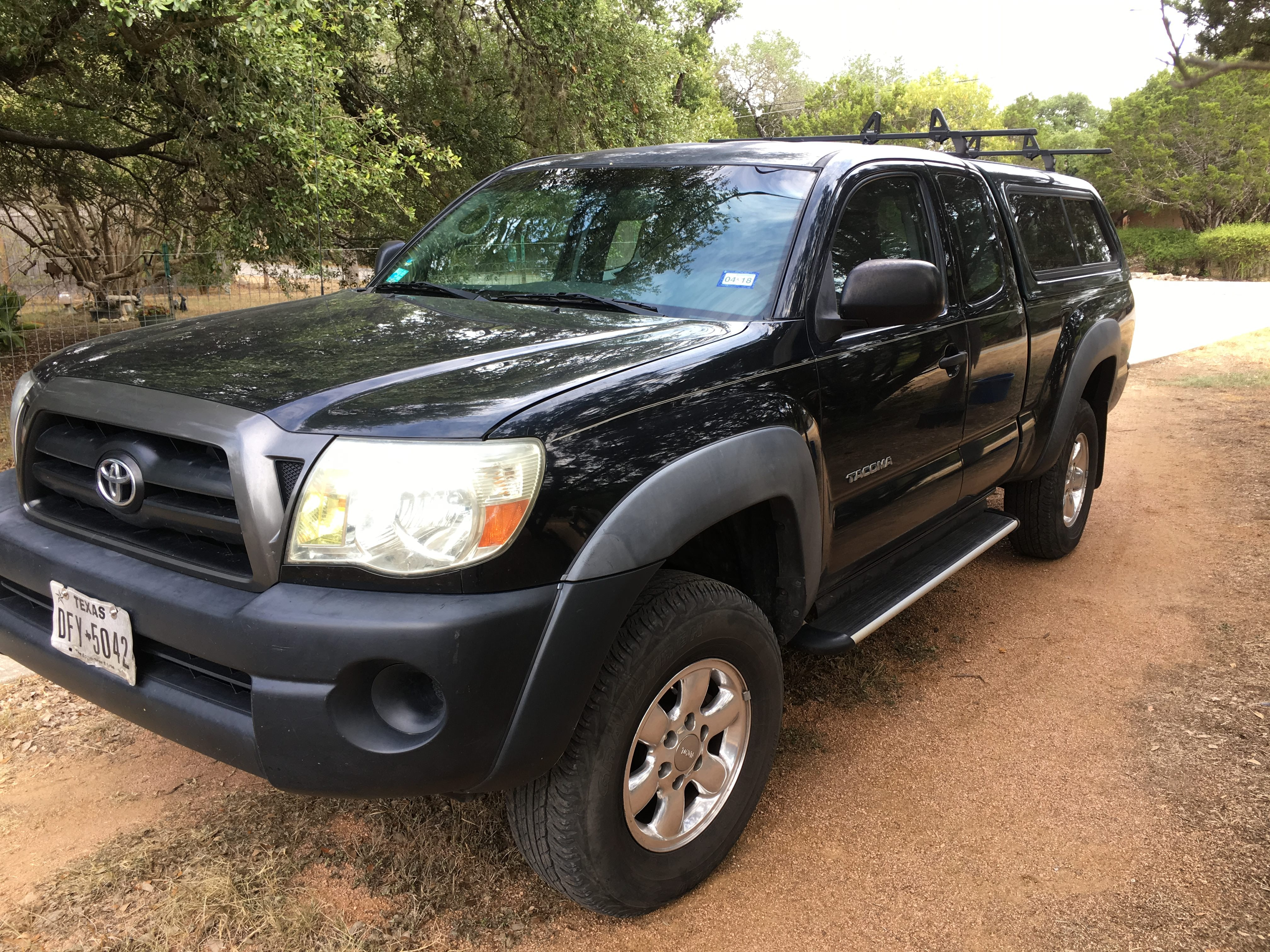 Junk 2007 Toyota Tacoma in Wimberley